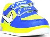 Çocuk Ayakkabısı Sarı Lacivert-2