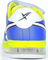 Çocuk Ayakkabısı Sarı Lacivert-4