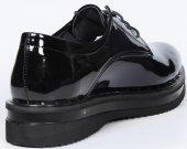 Bayan College Ayakkabısı Bağcıklı-3