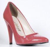 Bayan Stiletto Ayakkabı 6 CM Topuk-2