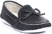 Bayan Babet Ayakkabı Siyah-2