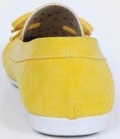 Bayan Babet Ayakkabı Sarı-4