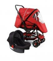 Diamond Baby P 101 Çift Yönlü  Bebek Arabası Travel Sistem Bebek Arabası-3