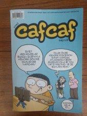 Yeni Cafcaf 1-4. Sayılar-2