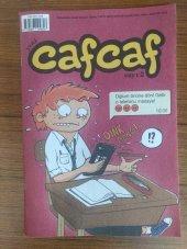 Yeni Cafcaf 1-4. Sayılar-4