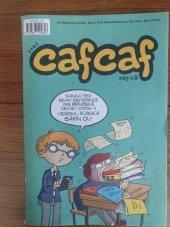 Yeni Cafcaf 1-4. Sayılar-5
