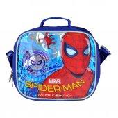 Spiderman Lisanslı Beslenme Çantası 95352