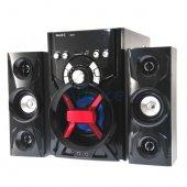 Music D.j 860a Kablosuz 2+1 Usb Sd Bluetoothlu Ses Sistemi