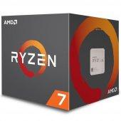 Amd Ryzen7 2700 Socket Am4 4.1ghz 20mb Önbellek 65w İşlemci