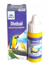 Papağan Apex Divitsol Bağırsak Florası (İshal...