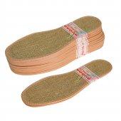 Hasır Ayakkabı İç Tabanı 1 Paket (12 Çift)