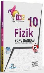 10.Sınıf Fizik TEK Serisi Video Çözümlü Soru Bankası Yayın Denizi Yayınları
