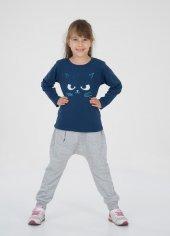 Kızgın Kedi Şalvar Takım