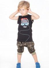 Cool Boy Kamuflaj Takım