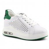 Guja 18y421-1 Beyaz Günlük Air Günlük Bayan Spor Ayakkabı