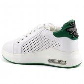 Guja 18y421-1 Beyaz Günlük Air Günlük Bayan Spor Ayakkabı-2