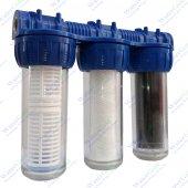 Bina Daire Girişi Su Arıtma Sistemi Filtresi 10