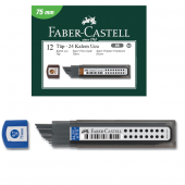 Faber Castell Süper Fine Min Versatil Kalem Ucu...