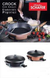 Schafer Crock Elektrikli Pişirici