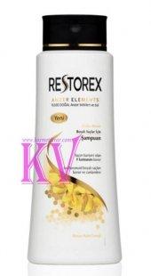 Restorex Şampuan 600 Ml Saç Dökülmesi Extra Direnç