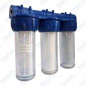 Daire Bina Girişi Su Arıtma Sistemi Filtresi 10