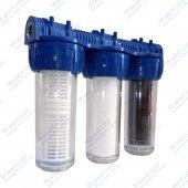 Daire Sayaç Girişi Su Arıtma Cihazı Filtresi 10