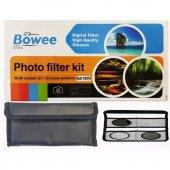 Böwee 82mm Kit Filtre Seti (Uv Cpl Polarize Nd1000 Filtre)
