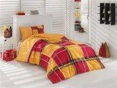 Taç Uyku Seti Kristal Sarı Kırmızı Uyku Seti