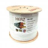Herz 500metre Rg6 U4 Uydu Anten Kablosu Beyaz
