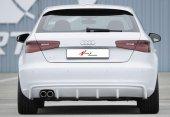 Audi A3 2012.2016 8v Sb Difüzör, Rieger St., Sol Çiftli Çıkış,