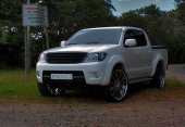 Toyota Hilux 2008.2010 Panjur, Sport, Vkm. Inf. Karbon, Abs