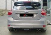 Ford Focus Mk3 2011.2014 Hb Tampon, Arka Ek,...