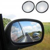 Oto Araç Kör Nokta Engelleyici Tümsek Ayna 2 Li...