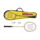 Wilson Badminton Raket Seti 2 Parça Wrt8755003
