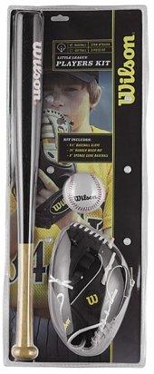 Wilson Beyzbol Seti Little League Beyzball Kit...