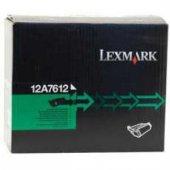 Lexmark 12a7612 Orjinal Siyah Toner