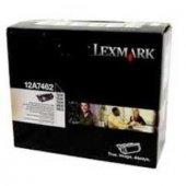 Lexmark 12a7462 Orjinal Toner
