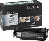 Lexmark 12a7410 Orjinal Toner