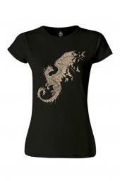 Game of Thrones - Dragons Siyah Bayan Tişört