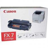 Canon FX-7 Orjinal Siyah Toner