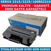 XEROX 3315-3325 106R02310 SİYAH MUADİL TONER 5.000 SAYFA