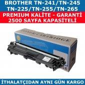 BROTHER TN-241 SİYAH MUADİL TONER TN-225 TN-245 TN-255 TN-265