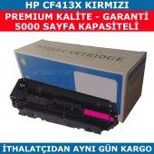 HP 410X-CF413X KIRMIZI MUADİL TONER 5.000 SAYFA