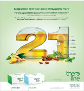 Thera Line 21 Günlük Bütüncül Detox Zayıflama...