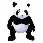 Büyük Panda Peluş Ayı 115cm-5