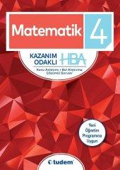 4.Sınıf Matematik Kazanım Odaklı HBA - Tudem Yayınları