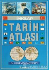 Inkılap Tarih Atlası (Özel Baskı) Hüseyin Dağtekin...