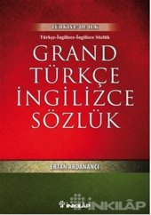 Grand Türkçe İngilizce Sözlük Ertan Ardanancı