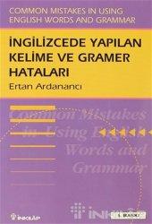 Ingilizcede Yapılan Kelime Ve Gramer Hataları Ertan Ardanancı