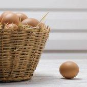 Mutlu Sebzeler Doğal Köy Yumurtası 6 Lı